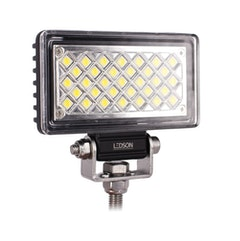 Brilliant LEDSON arbetsbelysning 6W (Flood, IP69K)