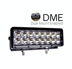 "LEDSON DME LED-ramp 10"" 48W (V2.0, E-märkt, Driving Beam)"