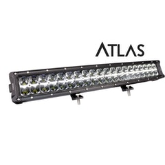 "LEDSON Atlas LED-Ramp 21,5"" 120W (E-Märkt, Driving Beam, Positionsljus)"