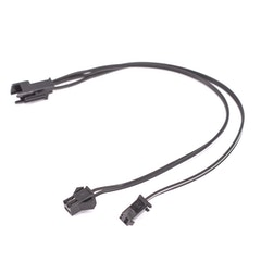 Extension cable and 2/4 way split for Glowstrip