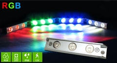 Sublight undervattensljus RGB (3x3W LED)